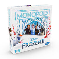 Monopoly Frozen II Board Game