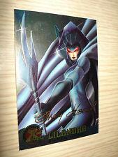 Trading Card N°53 Lilandra Super Hero 1995 Marvel Adam