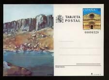 España 1989 tarjeta postal stationery Sin Usar # 22