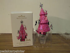 Hallmark 2010 It's All About the Shoes! Barbie Shoe Tree Ornament