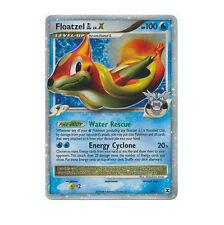 FLOATZEL LV.X LVX 104/111 Ultra Rare EX Star Holo Foil Pokemon Card