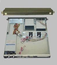 """NEW 1U 19"""" rackmount case, fits regular ATX mainboard, 20.75""""D (5122)"""