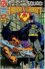 Suicide Squad # 40 (Batman poster) (USA, 1990)