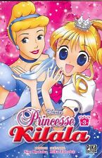 PRINCESSE KILALA Disney tome 3 Kodaka Tanaka manga shojo