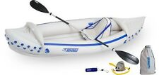 Sea Eagle 330 Inflatable Kayak with Pro Package SE-330