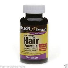 Mason Natural Extra Strength Hair Formula, 60ct 311845122759X328
