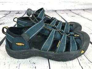 KEEN Newport BLUE Waterproof Sport Sandals Shoes KIDS Size 6 / 39
