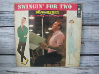 Don Cherry Swingin' For Two 1956 Columbia Record 33 RPM CL 893 Jazz Pop