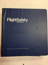Sabreliner 40/60 Original FlightSafety Maintenance Initial Ground School System