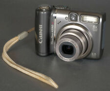 Canon PowerShot A590 IS 8MP Point Shoot Digital  Camera - Tested, working great!
