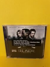 Blade Trinity 🎵 Soundtrack - MUSIC CD🎵 FREE POST