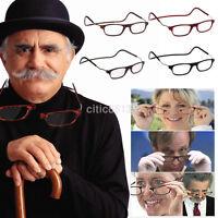 Magnet Reading Glasses Connect Folding Reading Eyeglasses Neck Hanging Eyewear