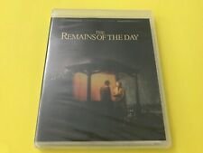 The Remains of The Day Blu-Ray Twilight Time Collection Out Of Print