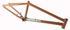 "FIT HARTBREAKER FRAME 21.5 CLAY BROWN CHRIS HARTI 21.5"" HART BREAKER BMX"