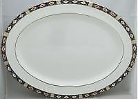 "Royal Crown Derby Kedleston 13"" Oval Serving Platter"