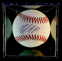 Miguel Andujar New York Yankees Autographed Signed Baseball Steiner COA *MINT*