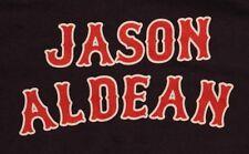 JASON ALDEAN BOSTON FENWAY PARK COUNTRY MUSIC CONCERT TOUR T SHIRT TEE SZ S NEW