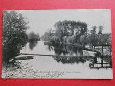 TROYES  ( Environs ) :  La Seine à FOUCHY........VO.1906.