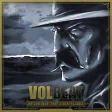 VOLBEAT - OUTLAW GENTLEMEN & SHADY LADIES  CD 14 TRACKS HARD & HEAVY/METAL NEW+