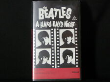 The Beatles. A Hard Day's Night. VHS Cassette Tape. 1984. Made In Holland