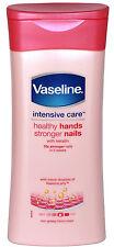 VASELINE HEALTHY HANDS + STRONGER NAILS HAND CREAM - 200ML
