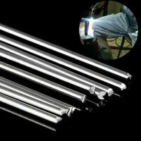 10pcs 50cm Aluminum Solution Welding Flux Cored Rods Repair Solder Wire Low Melt