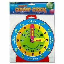 Premier Stationery 54992 Magnetic Clever Clock