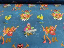 "Tela Para Niños"" Maped "" ORG. Disney Jersey 145cm de ancho Mezcla De Algodón"