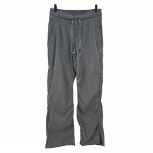 Lululemon Studio Pant II Grey Unlined Women's Size 6