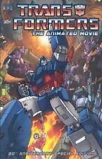 Transformers - The Animated Movie by Bob Budiansky (2007, Paperback, Movie...