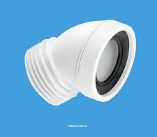 McAlpine WC-CON16 45 Degree Pan Connector