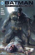 Batman-Dark Knight: la última cruzada-Variant lim.200 ex. Gabrielle dell 'Otto