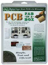 "Pulsar Professional FX PCB ""Fab-In-A-Box"" Starter Kit / Toner Transfer Method"