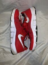 Men's Nike Flex Show TR 3 training shoes, Red/silver, size 12 Lightly Used