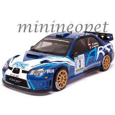 SUN STAR 4488 SUBARU IMPREZA WRC 07 RONDE GOMITOLO DI LAN 1/18 KUBICA / MANFREDI