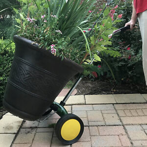 Potted Plant Caddy Dolly Mover Roller Rolling Trolley Move Heavy Pots & Plants
