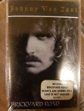 Brand New Factory Sealed Johnny Van Zant Brickyard Road Cassette Tape 1990