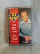 The Best Of Bob Newhart , Audio Cassette.