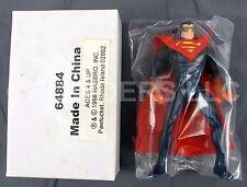 DC Comics VISORED SUPERMAN Kryptonian Eradicator Mail-In Action Figure '96 NIP