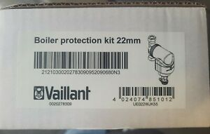 Vaillant 22mm Filter Boiler Protection Kit 0020278309 Brand New