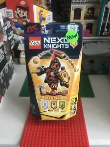 Lego Nexo Knights 70334 Ultimate Beast Master - Brand New And Sealed