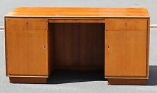 Schreibtisch aus den 50er Jahren von Deutsche WK Möbel Handelsmarke
