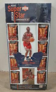 Michael Jordan Commemorative Superstar Set - 1997-98 Upper Deck Coll Choice 1