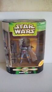 Boba Fett Special Ed 300th Figure with Rocket-firing Backpack! Star Wars (@@@)