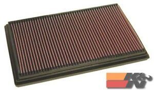 K&N Replacement Air Filter For VOLVO S80 98-05, 99-06 33-2152