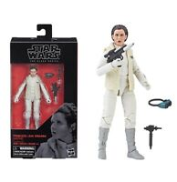 """Star Wars Black Series Leia Organa Hoth Outfit 6"""" Scale Action Figure Hasbro"""