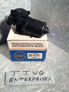 Windshield Wiper Motor Front Arc 10-970 NEWLY REMANUFACTURED
