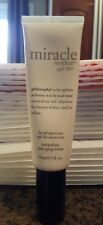 NEW PHILOSOPHY MIRACLE WORKER SPF 50+ ANTI-AGING LOTION 1.7 OZ *READ*