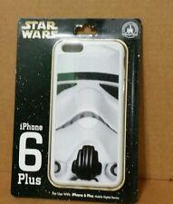DISNEY PARKS STAR WARS STORMTROOPER WHITE IPHONE  6 PLUS