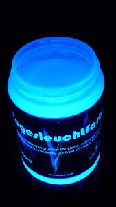 1000ml Schwarzlichtfarbe Tagesleuchtfarbe UV-Farbe Neon Premium-Qualität